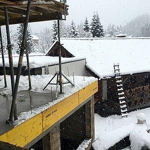 Wintereinbruch 07.11.2016