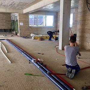 """Unser Installateur """"Dolschek"""" aus Altenmarkt/Pg. kümmert sich um Heizung, Sanitär und vieles mehr"""